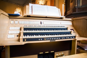 Organ_Lycke Church