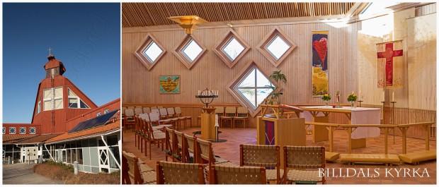 Billdals kyrka